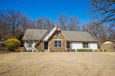 Fort Smith Single Family Home For Sale: 4915 Hardscrabble WY