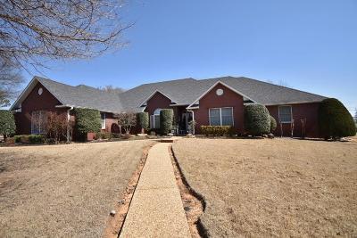 Sallisaw Single Family Home For Sale: 108 Lillard LN