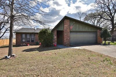 Sallisaw Single Family Home For Sale: 704 Melba Denton LN