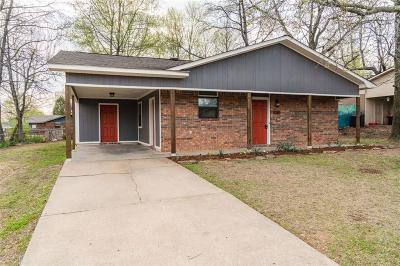 Barling Single Family Home For Sale: 1506 15 TER