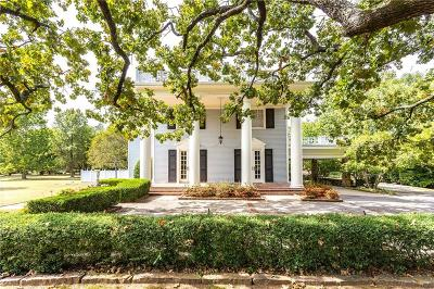 Fort Smith Single Family Home For Sale: 4823 S Cliff DR