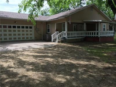 Sallisaw Single Family Home For Sale: 519 Hickory ST