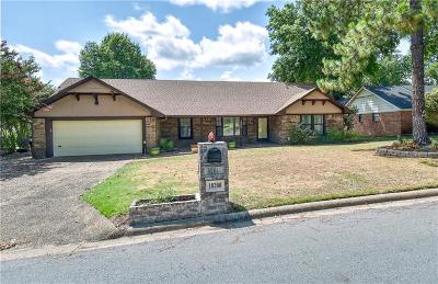 Fort Smith Single Family Home For Sale: 10200 Queensbury