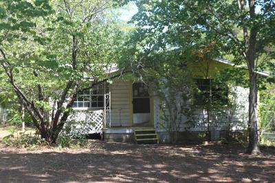 Rudy Single Family Home For Sale: 8624 Old 81 LOOP