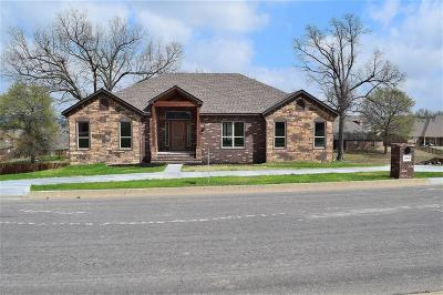 Sallisaw Single Family Home For Sale: 2064 Breckenridge AVE