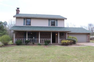 Fort Smith Single Family Home For Sale: 1721 Armistead RD