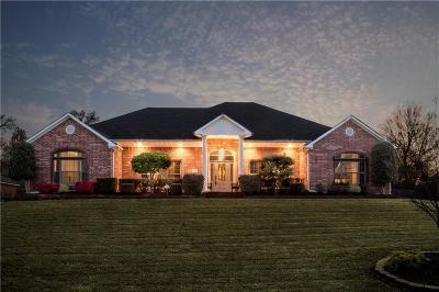 Van Buren Single Family Home For Sale: 2031 Lee Creek DR