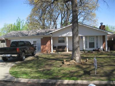 Roland OK Single Family Home For Sale: $79,900