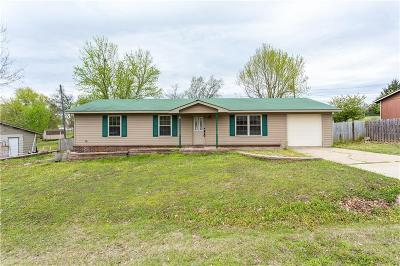 Greenwood Single Family Home For Sale: 125 E Lincoln