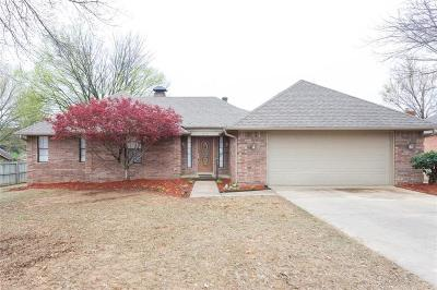 Alma Single Family Home For Sale: 1315 Springdale DR