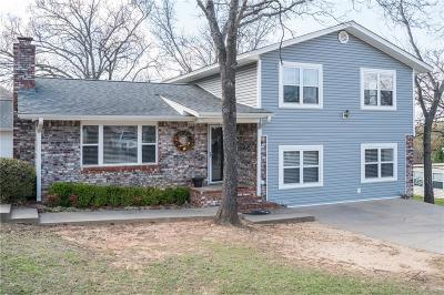 Greenwood Single Family Home For Sale: 1005 S Oak