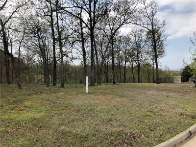 Fort Smith Residential Lots & Land For Sale: 1704 Laurel point