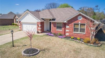 Alma Single Family Home For Sale: 1226 Big Oak DR