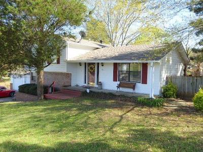 Van Buren Single Family Home For Sale: 401 Pointer Trail West