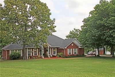 Van Buren Single Family Home For Sale: 421 Lakewood CIR