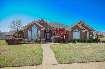 Fort Smith Single Family Home For Sale: 1600 Fianna WY