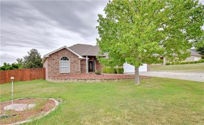 Sallisaw Single Family Home For Sale: 2007 Winterpark DR