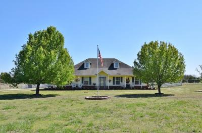 Sallisaw Single Family Home For Sale: 950 W Badger Lee RD