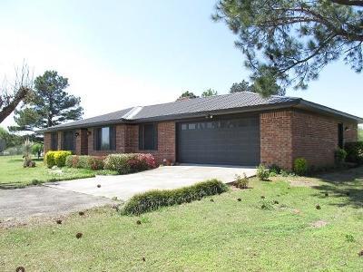 Poteau Single Family Home For Sale: 30701 Dunbar RD
