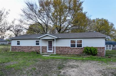 Sequoyah County Single Family Home For Sale: 102 W Howard ST