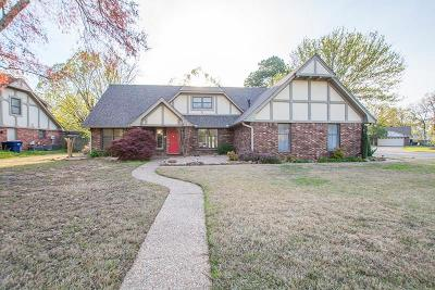 Fort Smith Single Family Home For Sale: 3400 Village RD