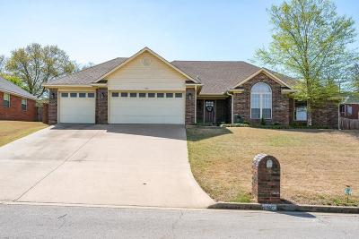 Van Buren Single Family Home For Sale: 1507 Saratoga DR