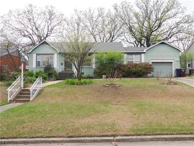 Fort Smith Single Family Home For Sale: 2112 S V ST