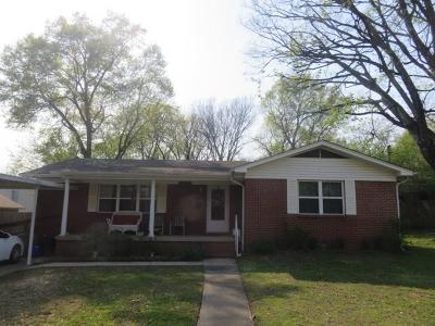 Greenwood Single Family Home For Sale: 125 Main ST