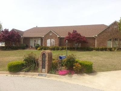 Fort Smith Single Family Home For Sale: 11100 Quail Crest CT