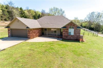 Van Buren Single Family Home For Sale: 4149 Bond Special RD