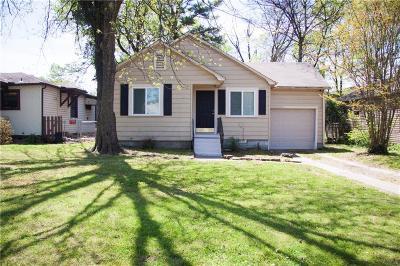 Fort Smith Single Family Home For Sale: 3416 Blackburn ST