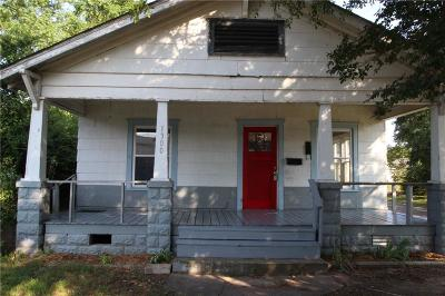 Fort Smith Single Family Home For Sale: 1300 N 8th ST