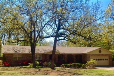 Fort Smith Single Family Home For Sale: 3410 Cliff DR