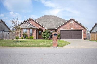 Greenwood Single Family Home For Sale: 273 Kings Mountain LOOP