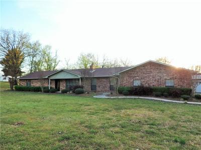 Pocola Single Family Home For Sale: 302 Dillon CIR