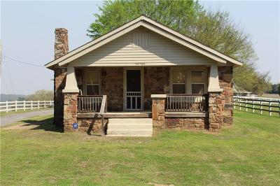 Greenwood Single Family Home For Sale: 21701 Highway 71 South
