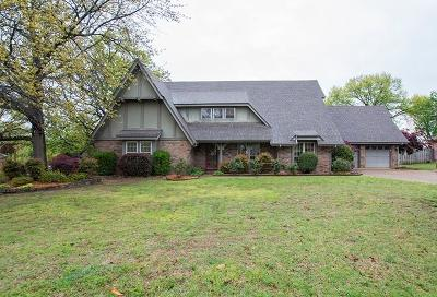 Fort Smith Single Family Home For Sale: 7007 U ST
