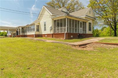 Greenwood Single Family Home For Sale: 303 Denver ST