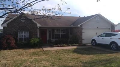 Greenwood Single Family Home For Sale: 505 E Nashville ST