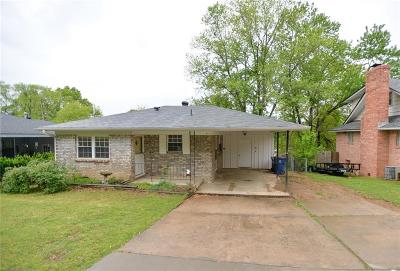Fort Smith AR Single Family Home For Sale: $75,000