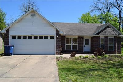 Fort Smith Single Family Home For Sale: 3522 N 26th