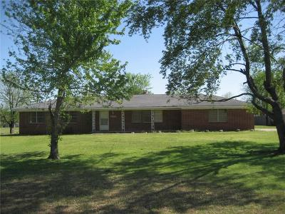 Muldrow OK Single Family Home For Sale: $125,500