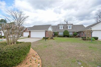 Fort Smith AR Single Family Home For Sale: $225,000