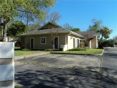 Fort Smith Commercial For Sale: 5604 Ellsworth RD