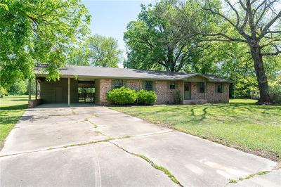 Fort Smith AR Single Family Home For Sale: $99,500