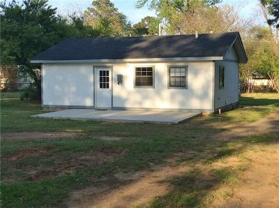 Poteau Single Family Home For Sale: 1907 Central ST