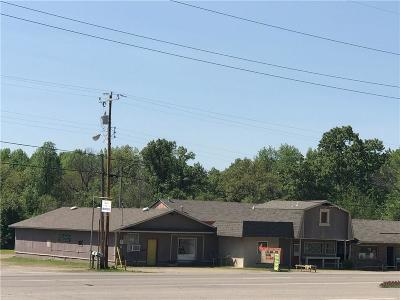 Van Buren Commercial For Sale: 5920 Alma HWY