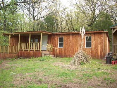 Van Buren Mobile Home For Sale: 3640 Big Pine DR
