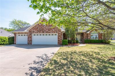 Fort Smith Single Family Home For Sale: 10805 Kent CT