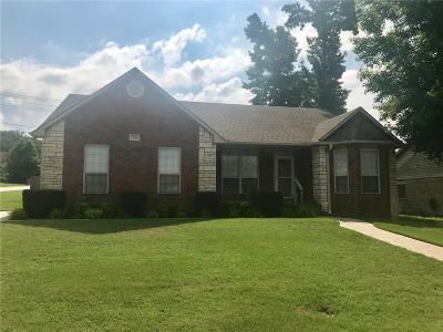 Van Buren Single Family Home For Sale: 1816 Twin Oaks DR
